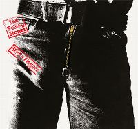 Cover The Rolling Stones - Sticky Fingers [Re-Release]